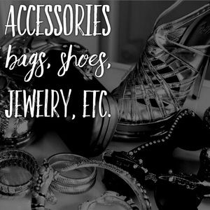 Other - Accessories! 🛍💄👠👛💍